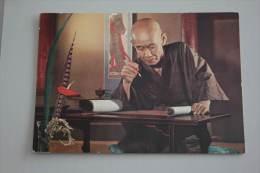 015O/ Monnik, Moine, Monk, Uitg.: Missiekring, Don Bosco, Oud-Heverlee - Bouddhisme