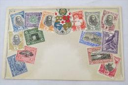 Embossed Stamp Postcard Postkarte Tonga Islands Niuafo'ou Totogi O Tohi Unused - Postkaarten