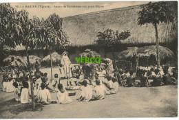 Carte Postale Ancienne De OUGANDA – VILLA-MARIYA – LECON DE CATECHISME AUX PETITS NEGRES - Uganda