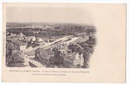 FONTENAY LE COMTE. - Le Port, Le Champ De Foire Et La Caserne D'Infanterie. Carte Précurseur - Fontenay Le Comte