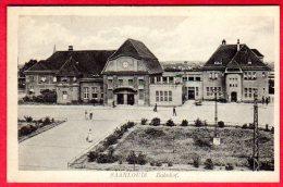 SAARLOUIS - Bahnhof - Germany