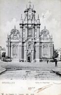 Bruxelles. Eglise Du Beguinage - Monumenti, Edifici
