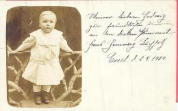 Genealogie  Ludwig   Cosel 2.4.1904 - Alte Papiere
