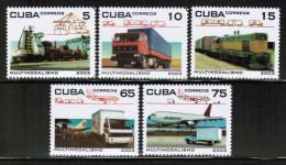 CU 2003 MI 4516-20 - Unused Stamps
