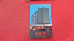 - New Jersey> Edison  Ramada Inn--ref   1921- - Edison
