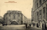 VERVIERS Le Monument Ortmans-Hauzeur Animée - Verviers