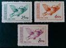 COLOMBE DE LA PAIX 1953 - NEUFS SG - YT 987A/87C - MI 212/14 - Unused Stamps
