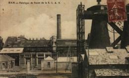 CPA    (80)     HAM  -     Fabrique De Sucre De La S.I.A.S. - Ham