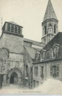 23,Creuse,GUERET,L'Eglise, Scan Recto-Verso - Guéret