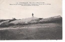 LOCMARIAQUER - Pierre De La Fée - Locmariaquer