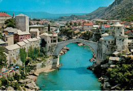 Bosnia - Bosnie Herzegovine - Mostar - Vieux Pont - Semi Moderne Grand Format - état - Bosnie-Herzegovine