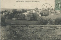 23,Creuse, FENIERS,Vue D'Ensemble, Scan Recto-Verso - Other Municipalities