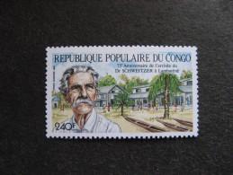 Congo: TB  PA N° 380, Neuf XX. - Congo - Brazzaville