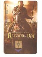 Gn 565 LE SEIGNEUR DES ANNEAUX-Le Retour Du Roi - 5 Einheiten