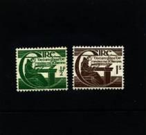 IRELAND/EIRE - 1944  MICHAEL O'CLERY  SET  MINT NH - 1937-1949 Éire