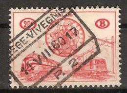 1960 Nr. TR 369 Van Serie TR 369 T/e/m TR 372 Met Stempel LIEGE - VIVEGNIS In Goede Staat ! Inzet Aan 6 € (OBP = 30 €) ! - 1952-....