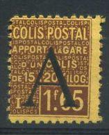 FRANCE ( COLIS POSTAUX ) :  Y&T N°  83  TIMBRE  NEUF  AVEC  TRACE  DE  CHARNIERE ,  A  VOIR . - Nuovi