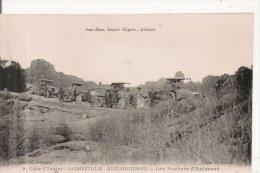 COTE D'IVOIRE 9 AGBOVILLE ABENGOUROU LES ROCHERS D'ANIASSUE - Côte-d'Ivoire