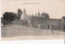 COTE D'IVOIRE 11 HABITATION D'UN CHEF - Côte-d'Ivoire