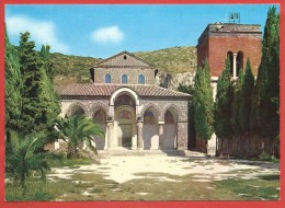 CARTOLINA NV ITALIA - CAPUA (CE) - Basilica Di S. Angelo In Formis - 10 X 15 - Caserta