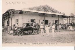 COTE D'IVOIRE 5 AGNIBILECRO LA S C O A (BELLE ANIMATION) - Côte-d'Ivoire