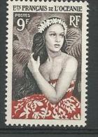 #Oceanie Scott 180 Yvert 203 (1) * 1955 - Oceania (1892-1958)