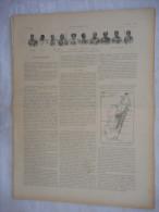 MADAGASCAR, RARE, 1895,  SUPERBE REPORTAGE Illustré De GRAVURES, REUNION DE LA SERIE D'ARTICLES, EXPEDITION, TANANARIVE - Collections