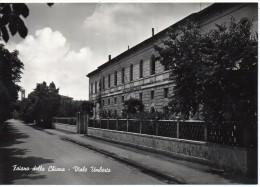 Toscana-arezzo-foiano Della Chiana Viale Umberto Veduta Edificio Agenzia Coltivazioni Tabacchi - Italia