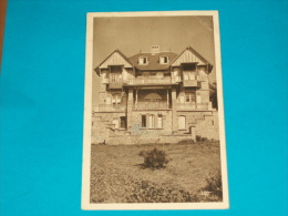 22 ) Lancieux - N° 947 - La Villa Du Sacré-coeur ( Façade Maritime )  - Année 1947 - EDIT - Olivier - Lancieux