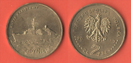 Polonia Polska 2 Zloty 2013 GDYNIA - Polonia