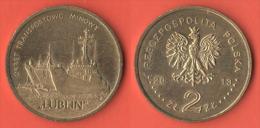 Polonia Polska 2 Zloty 2013 LUBLIN - Polonia
