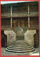 CARTOLINA NV ITALIA - Castello Di FENIS (AO) - Scalinata - 10 X 15 - Italia