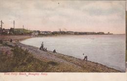 West Ferry Beach , Broughty Ferry ,Dundee , Scotland , PU-1904 - Scotland