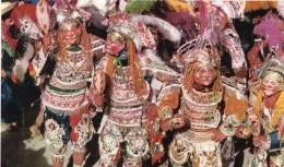 Cpm GUATEMALA,  Danse Du Petit Taureau,chichicastenango, Indigenas En La Danza Del Torito  (40.91) - Amérique