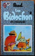 BD LES BIDOCHON - 2 - En Vacances - Livre De Poche J'ai Lu - Bidochon, Les
