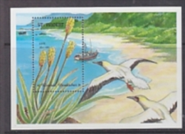 St. Vincent Aloa Vera / Birds M/s ** Mnh (23763) - St.-Vincent En De Grenadines