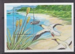 St. Vincent Aloa Vera / Birds M/s ** Mnh (23763D) - St.-Vincent En De Grenadines