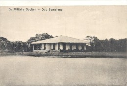 Ned.Indie-Oud Semarang -De Militaire Societeit - Indonesien