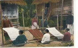 Ned.Indie-Bataksche Weverij - Indonesien