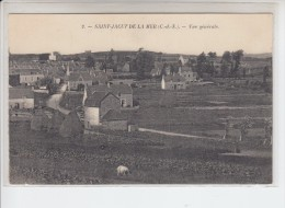 COTE D´ARMOR -  ST JACUT - Vue Générale - Saint-Jacut-de-la-Mer
