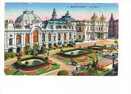 CPA- .Monaco - Monte Carlo -  Le Casino -      (127) - Monte-Carlo