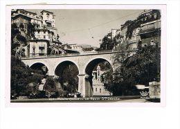 CPSM - .Monaco - Monte Carlo - Le Ravin- Ste Dévole- Automobiles Anciennes- RMC    (135) - Monte-Carlo