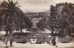 Monaco Monte Carlo Les Jardins Real Photo - Exotic Garden