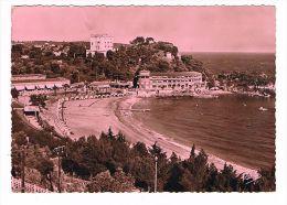 CPSM - .Monaco - Monte Carlo - Le Beach ,Hôtel Et Piscine - (161) - Alberghi