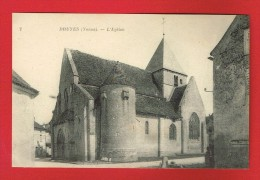 Yonne - DRUYES .....L'Église ... - Autres Communes