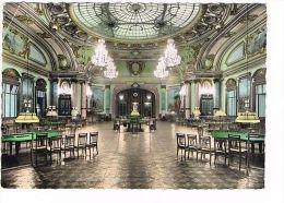 CPSM - .Monaco - Monte Carlo -Casino, Une Salle De Jeux - Timbres Au Dos- (169) - Casinò