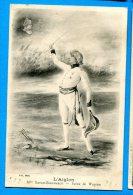 LIPP640, L'Aiglon, Militaire, épée, Précurseur, Circulée 1901 - Uomini