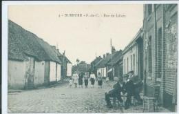 Burbure-Rue De Lillers-(CPA) . - Andere Gemeenten