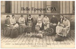 75 - PARIS - La Manufacture Parisienne De Bouillon En Cubes - Marque LE PARFAIT - L'Épluchage Des Légumes +++++++ TOP - Unclassified