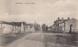 51 CHAINTRIX Entrée Du Bourg - Autres Communes